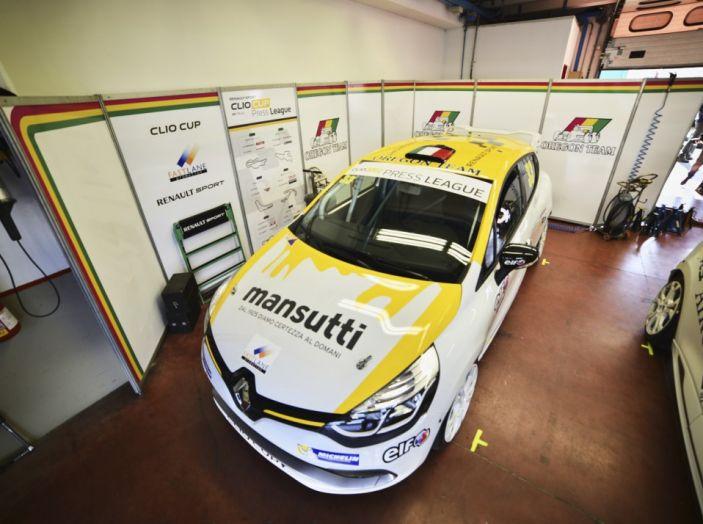 Clio Cup Italia Press League: Infomotori sul secondo gradino del podio! - Foto 5 di 48
