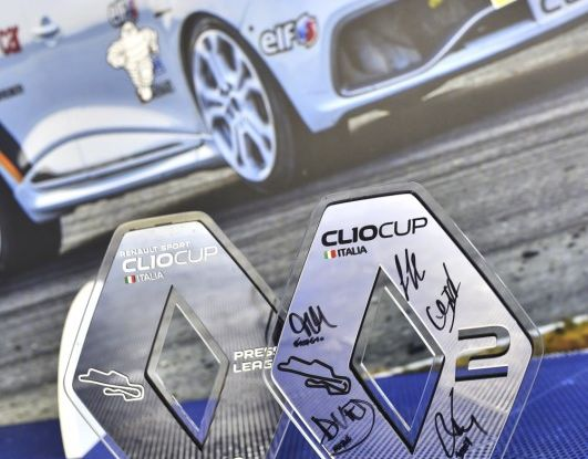Clio Cup Italia Press League: Infomotori sul secondo gradino del podio! - Foto 11 di 48