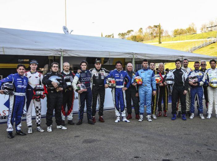 Clio Cup Italia Press League: Infomotori sul secondo gradino del podio! - Foto 12 di 48