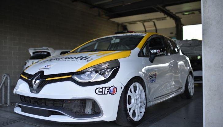 Test della gamma Renault Sport in pista a Modena - Foto 1 di 29