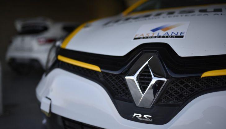 Test della gamma Renault Sport in pista a Modena - Foto 28 di 29
