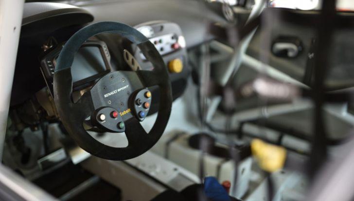 Test della gamma Renault Sport in pista a Modena - Foto 2 di 29