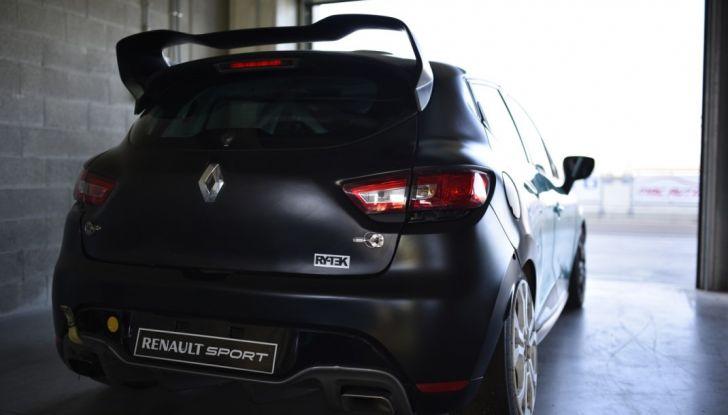 Test della gamma Renault Sport in pista a Modena - Foto 29 di 29