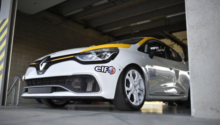 Test della gamma Renault Sport in pista a Modena - Foto 4 di 29