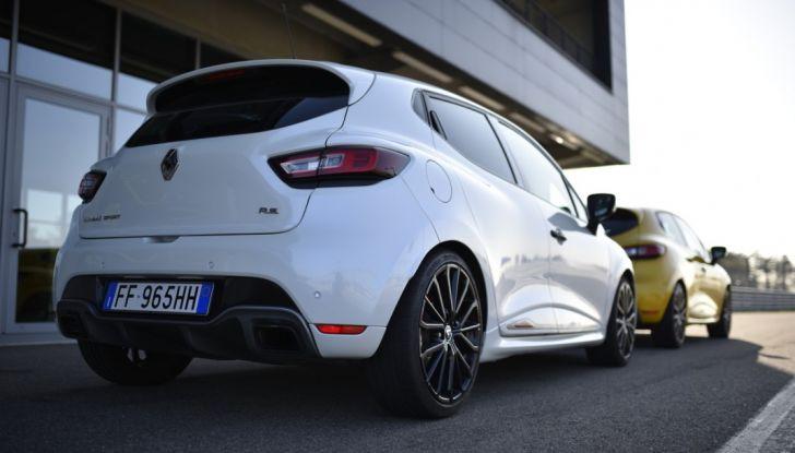 Test della gamma Renault Sport in pista a Modena - Foto 5 di 29