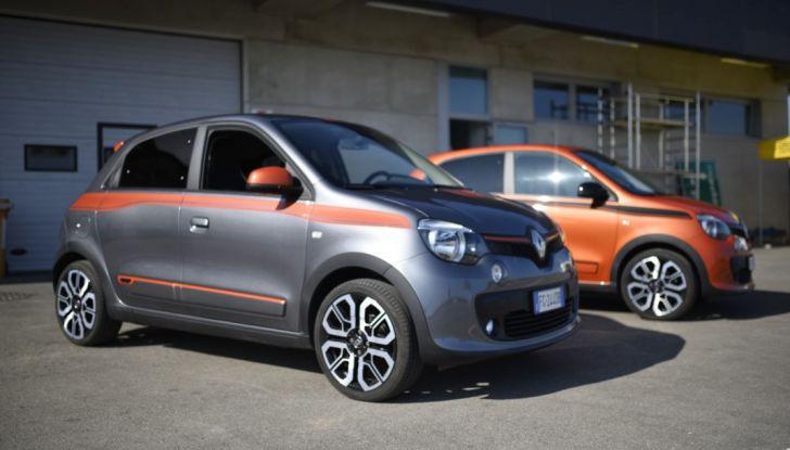 Test della gamma Renault Sport in pista a Modena - Foto 7 di 29