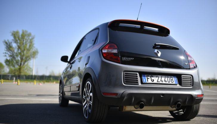 Test della gamma Renault Sport in pista a Modena - Foto 8 di 29
