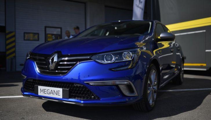 Test della gamma Renault Sport in pista a Modena - Foto 9 di 29