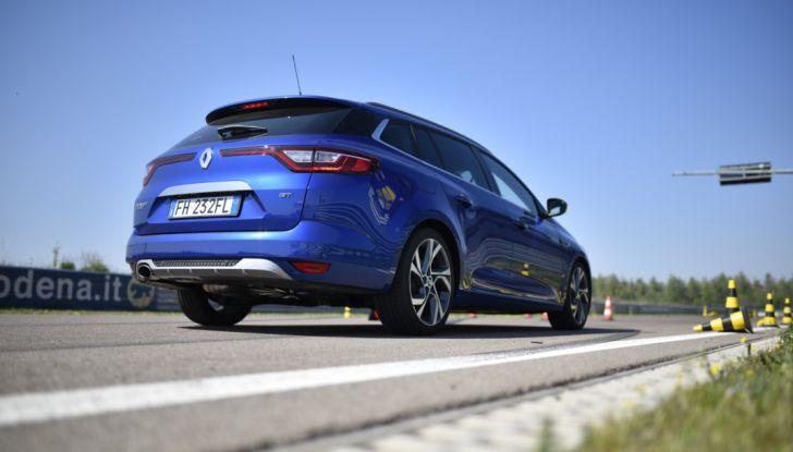 Test della gamma Renault Sport in pista a Modena - Foto 15 di 29
