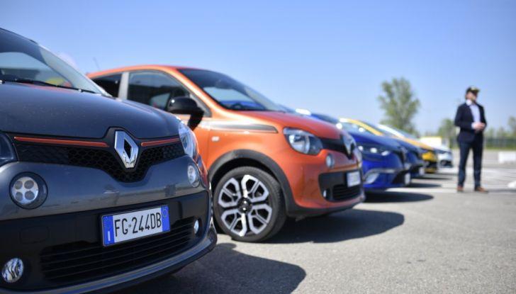 Test della gamma Renault Sport in pista a Modena - Foto 17 di 29