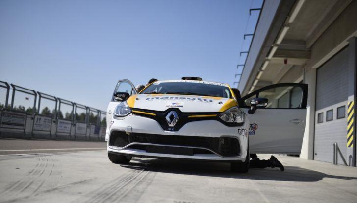 Test della gamma Renault Sport in pista a Modena - Foto 19 di 29
