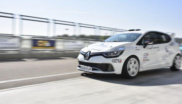 Test della gamma Renault Sport in pista a Modena - Foto 21 di 29