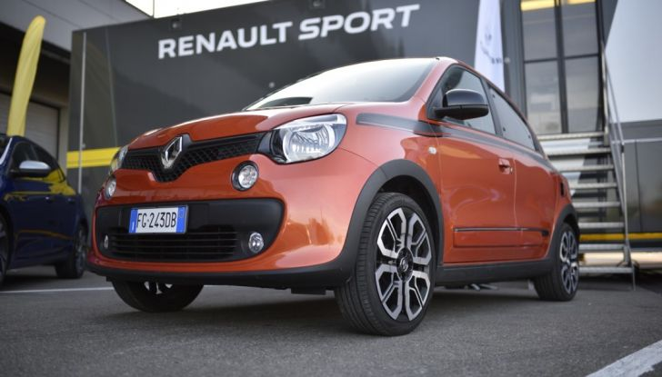 Test della gamma Renault Sport in pista a Modena - Foto 24 di 29