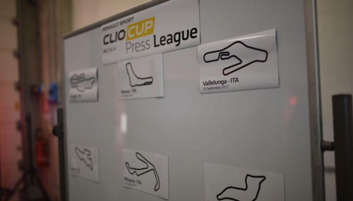 Test della gamma Renault Sport in pista a Modena - Foto 26 di 29