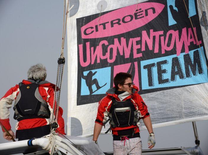 Citroën Unconventional Team: pronti per una nuova sfida! - Foto 3 di 6