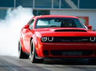 Dodge Challenger SRT Demon 2018: 840CV di pura cattiveria