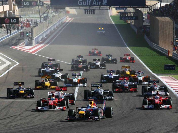 Orari Formula 1, Gran Premio del Bahrain in diretta SKY e RAI: la prova del nove - Foto 8 di 8