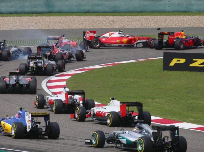 Orari F1, Gran Premio della Cina 2017 in diretta SKY e differita RAI - Foto 6 di 6