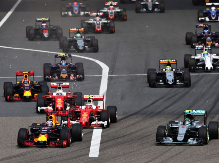 Orari F1, Gran Premio della Cina 2017 in diretta SKY e differita RAI - Foto 5 di 6