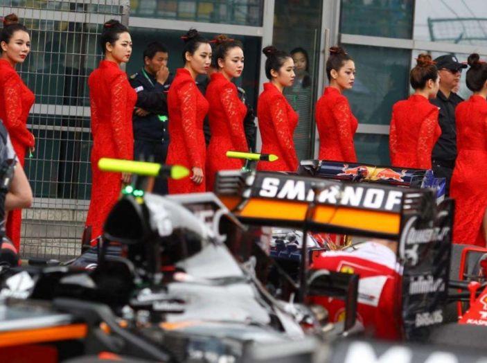 Orari F1, Gran Premio della Cina 2017 in diretta SKY e differita RAI - Foto 1 di 6
