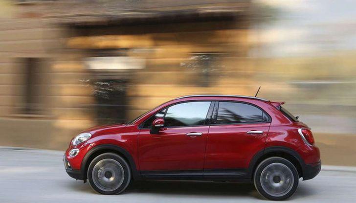 Fiat 500X Easypower a GPL: prezzi da 17.900 euro - Foto 2 di 11