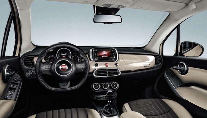 Fiat 500X Easypower a GPL: prezzi da 17.900 euro - Foto 10 di 11