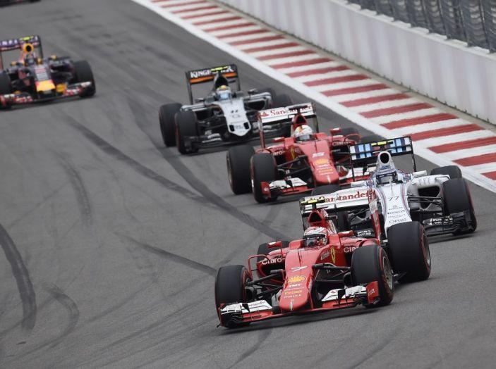 Orari F1 2017, a Sochi il GP di Russia in diretta SKY e differita RAI - Foto 10 di 10