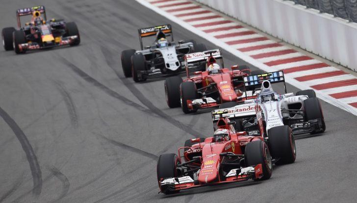 Orari F1, GP di Russia 2018 a Sochi in diretta Sky e differita TV8 - Foto 10 di 10