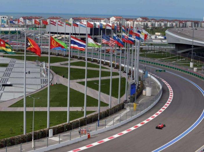 Orari F1 2017, a Sochi il GP di Russia in diretta SKY e differita RAI - Foto 2 di 10