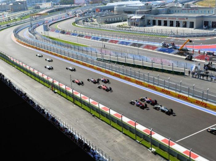 Orari F1 2017, a Sochi il GP di Russia in diretta SKY e differita RAI - Foto 3 di 10