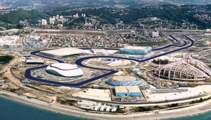 Orari F1, GP di Russia 2018 a Sochi in diretta Sky e differita TV8 - Foto 4 di 10