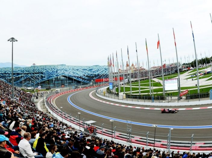 Orari F1 2017, a Sochi il GP di Russia in diretta SKY e differita RAI - Foto 7 di 10