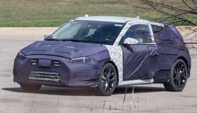 Hyundai Veloster 2018, la coupé agile e reattiva alla seconda generazione