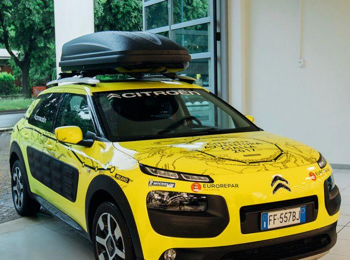 Citroën C4 Cactus alla prova dell'Avventura Gialla - Foto 2 di 5