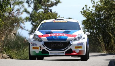 Peugeot si prepara per la tappa Siciliana del CIR 2017