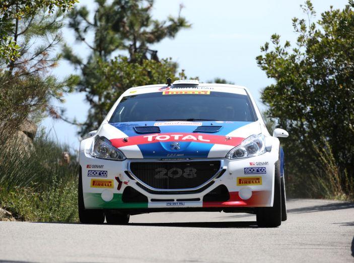 Peugeot si prepara per la tappa Siciliana del CIR 2017 - Foto 1 di 3