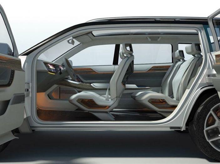 Jeep Yuntu Concept, il SUV Ibrido che porterà il Plug-in a Fiat - Foto 20 di 22