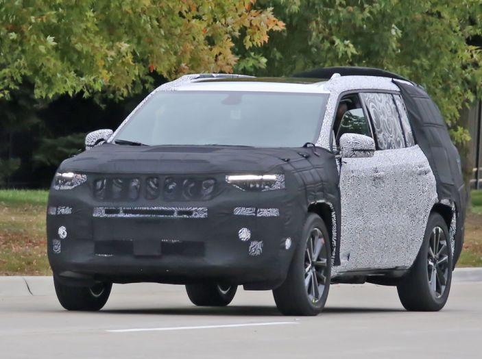 Jeep Yuntu Concept, il SUV Ibrido che porterà il Plug-in a Fiat - Foto 11 di 22