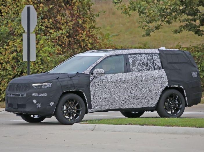 Jeep Yuntu Concept, il SUV Ibrido che porterà il Plug-in a Fiat - Foto 13 di 22