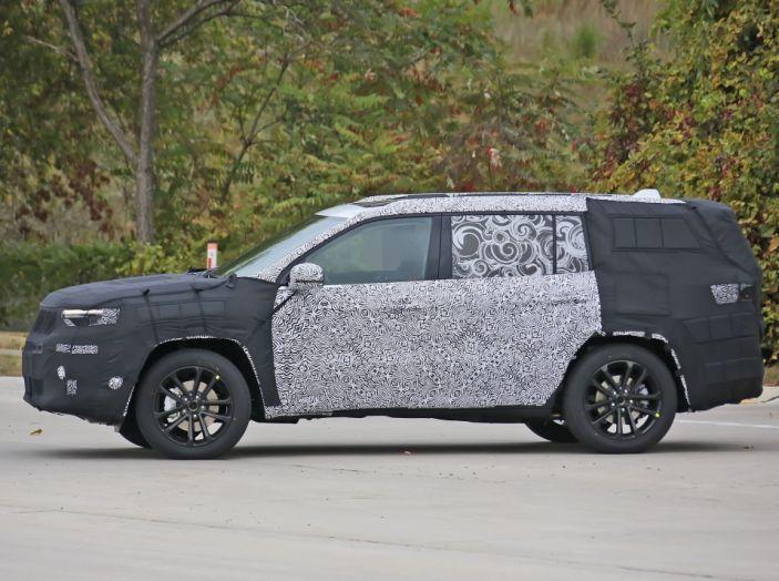 Jeep Yuntu Concept, il SUV Ibrido che porterà il Plug-in a Fiat - Foto 12 di 22