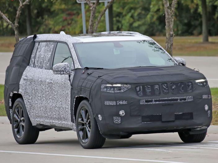 Jeep Yuntu Concept, il SUV Ibrido che porterà il Plug-in a Fiat - Foto 16 di 22