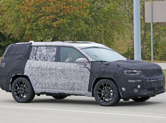 Jeep Yuntu Concept, il SUV Ibrido che porterà il Plug-in a Fiat - Foto 17 di 22
