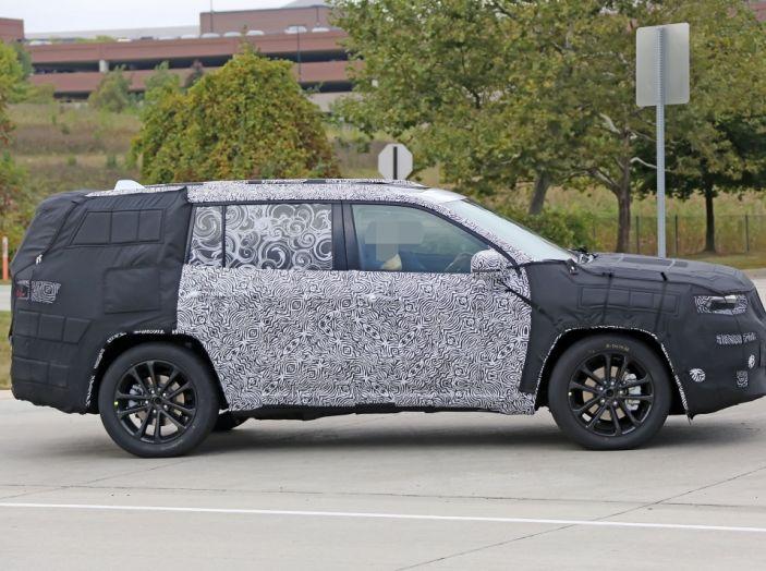 Jeep Yuntu Concept, il SUV Ibrido che porterà il Plug-in a Fiat - Foto 18 di 22