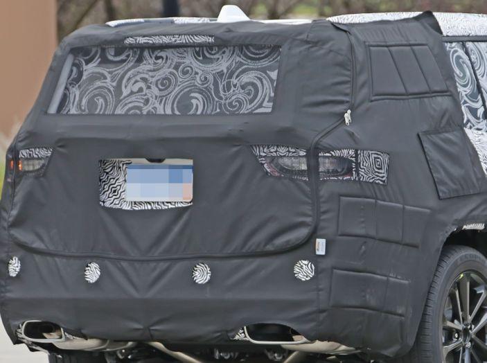 Jeep Yuntu Concept, il SUV Ibrido che porterà il Plug-in a Fiat - Foto 7 di 22