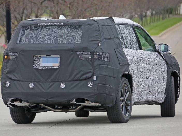 Jeep Yuntu Concept, il SUV Ibrido che porterà il Plug-in a Fiat - Foto 8 di 22