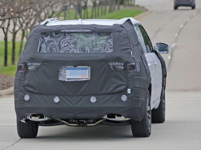 Jeep Yuntu Concept, il SUV Ibrido che porterà il Plug-in a Fiat - Foto 9 di 22