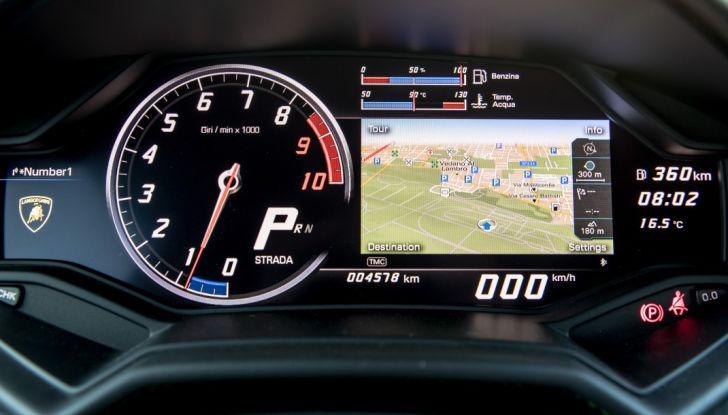 Lamborghini Huracán LP 640-4: La nostra prova su strada - Foto 4 di 19