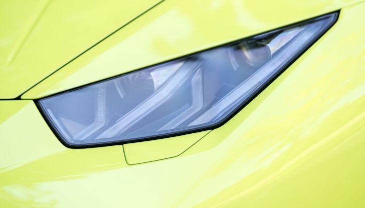 Lamborghini Huracán LP 640-4: La nostra prova su strada - Foto 16 di 19