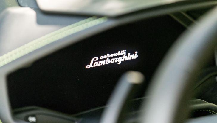 Lamborghini Huracán LP 640-4: La nostra prova su strada - Foto 14 di 19