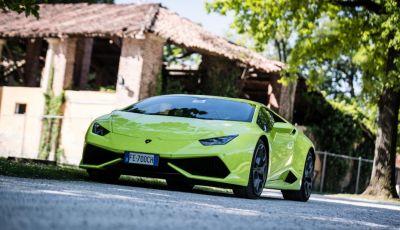 Lamborghini Huracán LP 640-4: La nostra prova su strada
